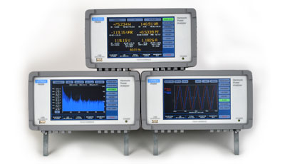 PA900 Power Analyzer Home