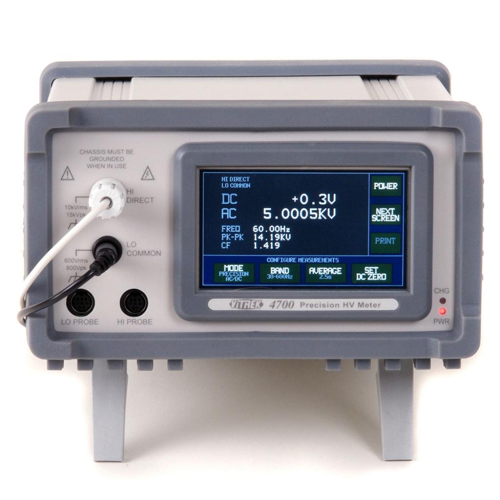 Vitrek 4700 Precision High Voltage Meter