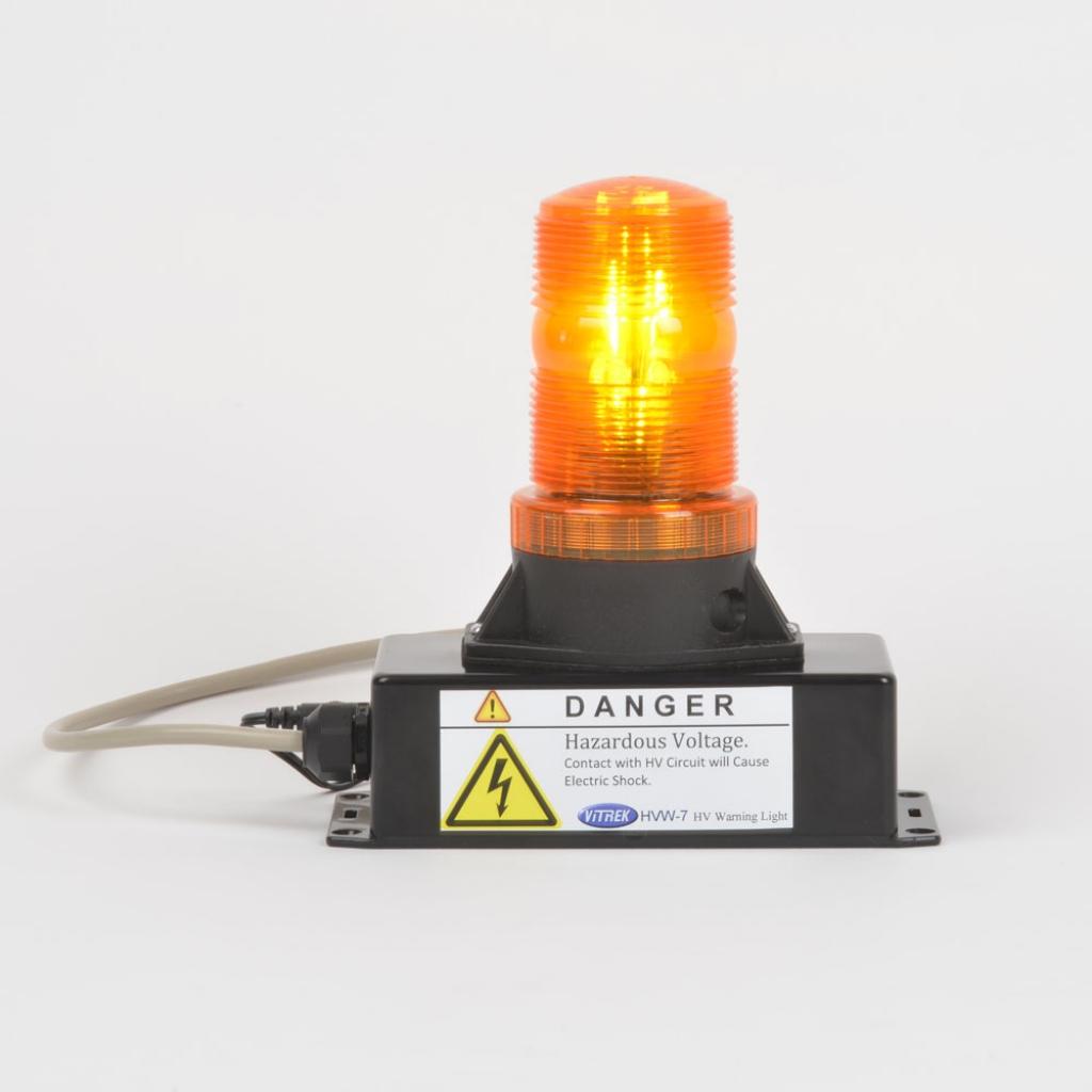High Voltage Warning Light