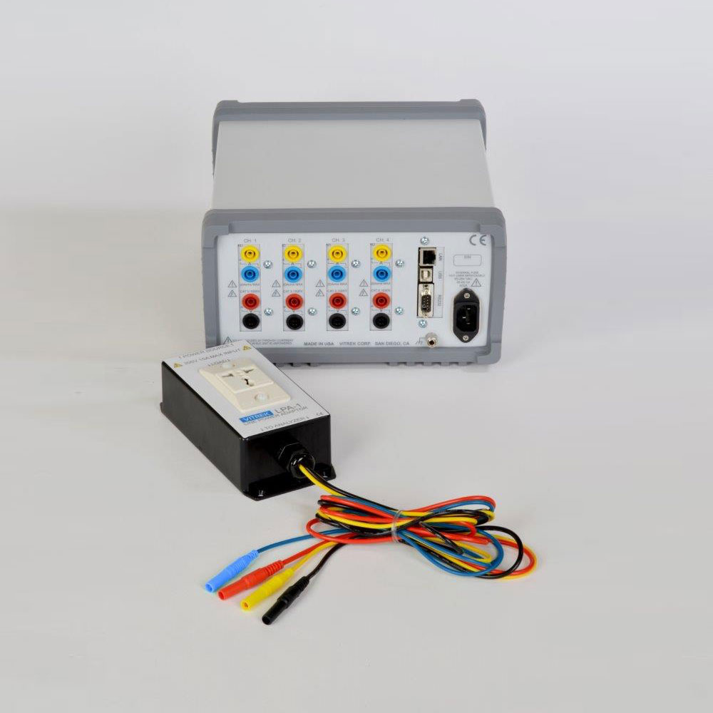Simplify power connections, with a color coordinated LPA-1 Universal Load Power Adaptor