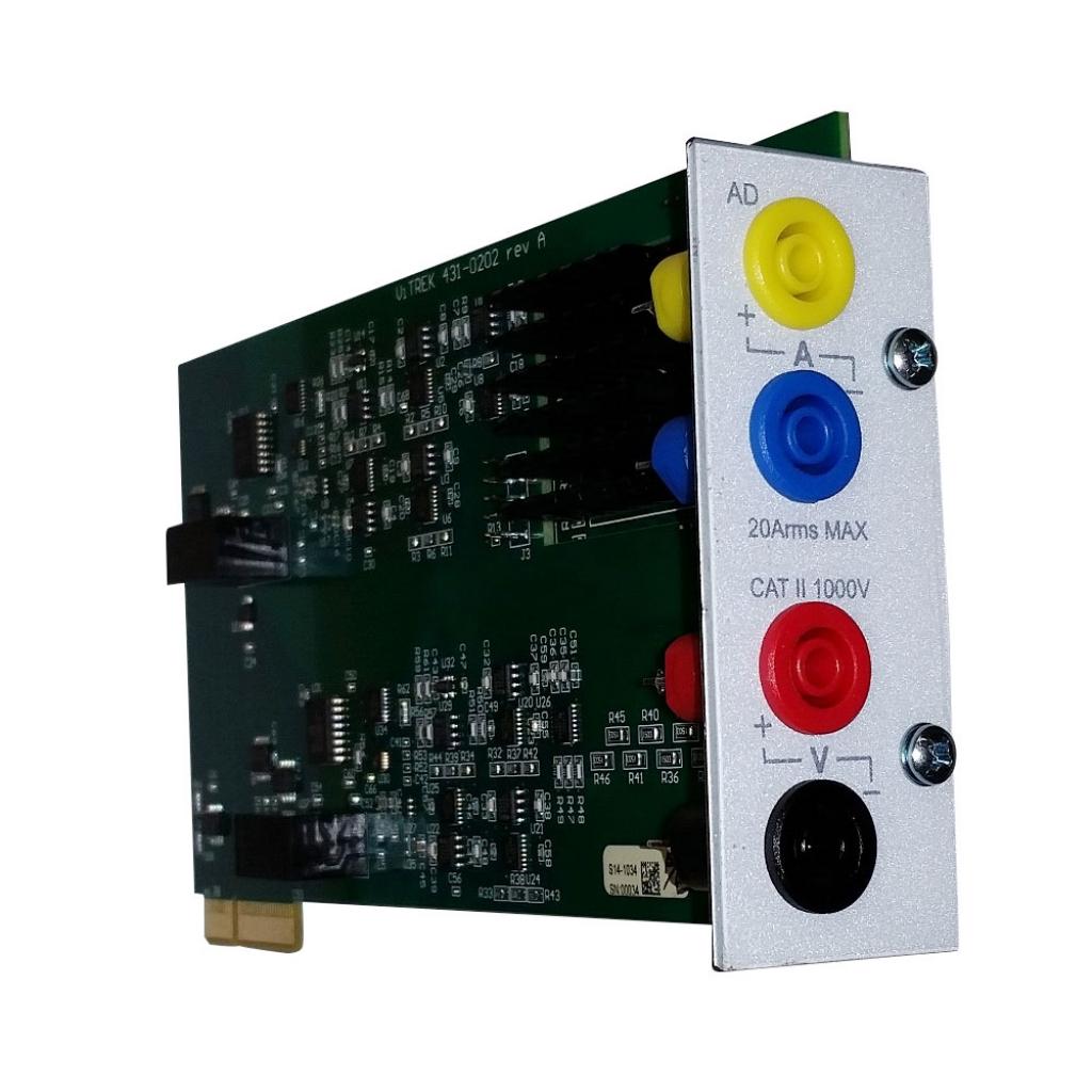 PA900 Power Analyzer Channel Card
