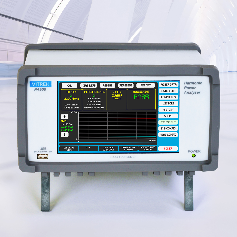 Vitrek PA900 Power Analyzer