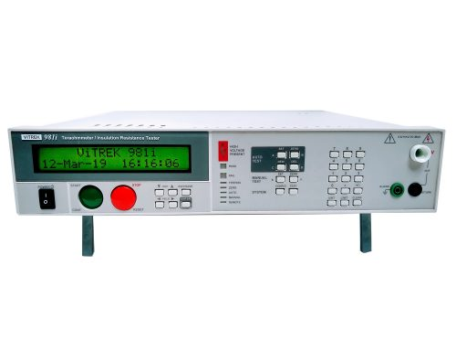 New Product Release: Vitrek's 98i Series Teraohmmeter Meets Demands for Higher Voltage IR Testing