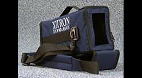 vitrek xitron 2000 portable calibration instrument carry case