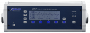 Vitrek's XiTRON 280x Series Advanced Single- and Two-Channel Power Analyzers