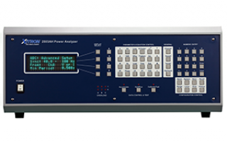 xitron vitrek 2503 power analyzer front