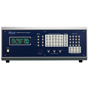 xitron vitrek 2503 power analyzer front