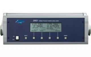 2553 xitron vitrek power analyzer