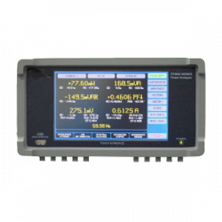 xitron vitrek xt2640 power analyzer front