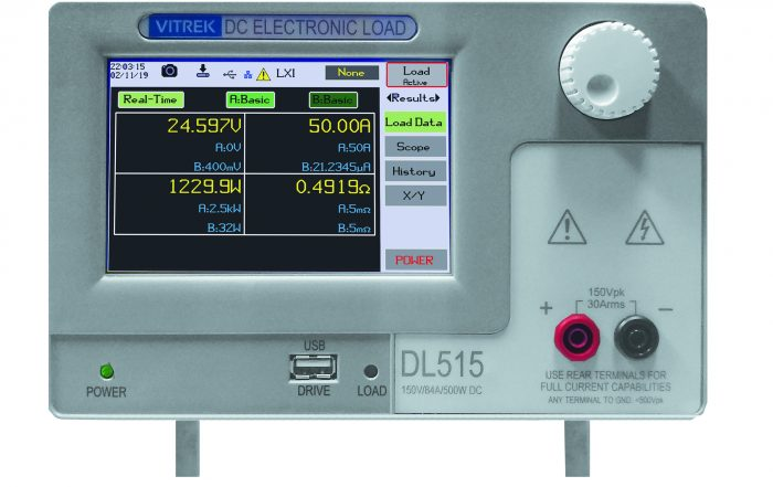 DL Series Electronic DC Load