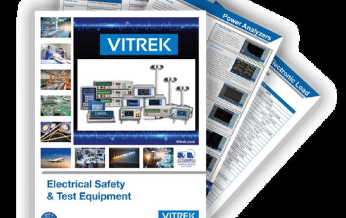 New Vitrek Product Catalog
