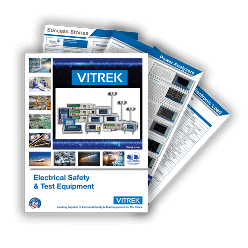 New Vitrek Product Catalog